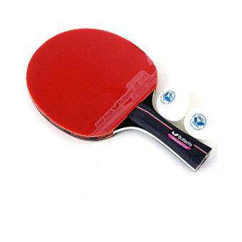Harga Butterfly ASIA-S10 Table Tennis Paddles Racket Bat shake racketGrip Ping Pong PAN ASIA-S10