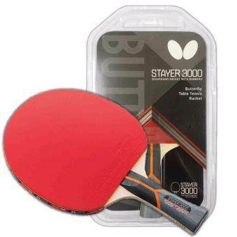 Butterfly Table Tennis Racket Stayer 3000   Lazada Malaysia