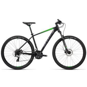 Harga CUBE Mountain Bike 991002 AIM PRO Black(Green) 29 Inch