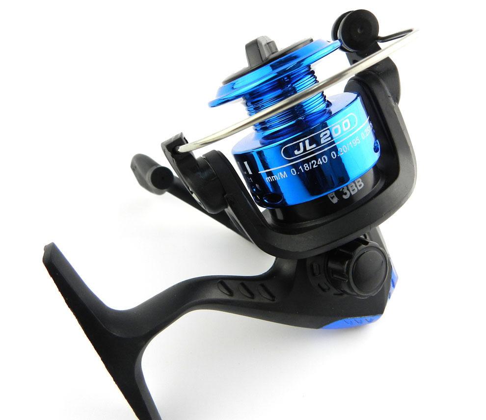 Diotem-Kualitas Tinggi 5.1: 1 Elektroplate Spinning Fishing Reel Carp Fishing Roda-Internasional