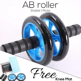 Double Wheel ABS Roller with Free Knee Mat