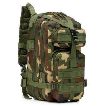 EcoSport FS040L Military Hiking Backpack (Jungle Camo)