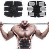 Electric Abdominal Muscle Stimulator EMS 6 Pack AB Muscle Trainer