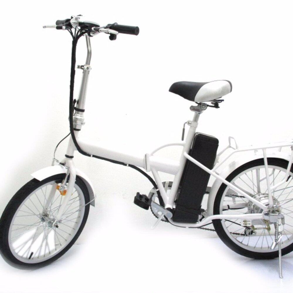 Electric Folding Bike 6 Speed Ebike 250W