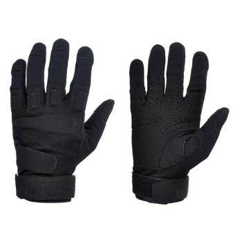 bc96508b74 EOZY Men Military Army Tactical Airsoft Shooting Hunting Sports Combat  Riding Full Finger Gloves (Black