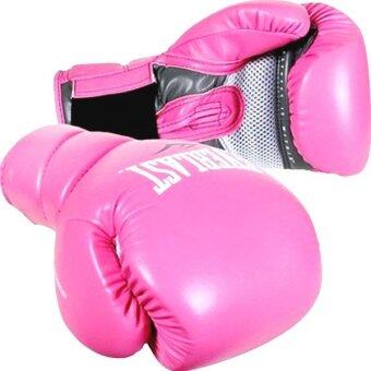 Everlast Boxing Muay Thai Training Glove Pink - 2
