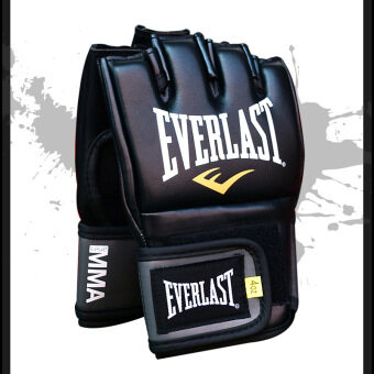 Harga Everlast MMA Leather Boxing Glove