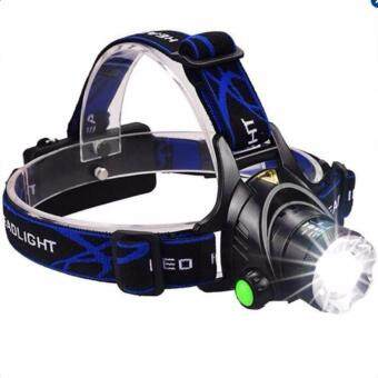 Harga FFY 3000LM Head Light Head lamp Cree XM-L T6 led RechargeableHeadlamps Headlights Lamp Lights
