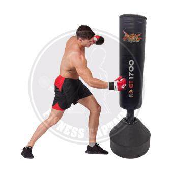 Fitness Gym Standing Punching Bag Filled