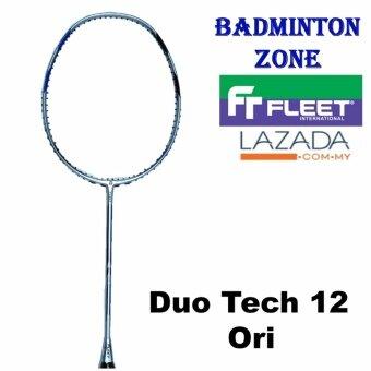 Fleet Duo Tech 12 (1pcs)(3UG2) Ori Badminton Racket