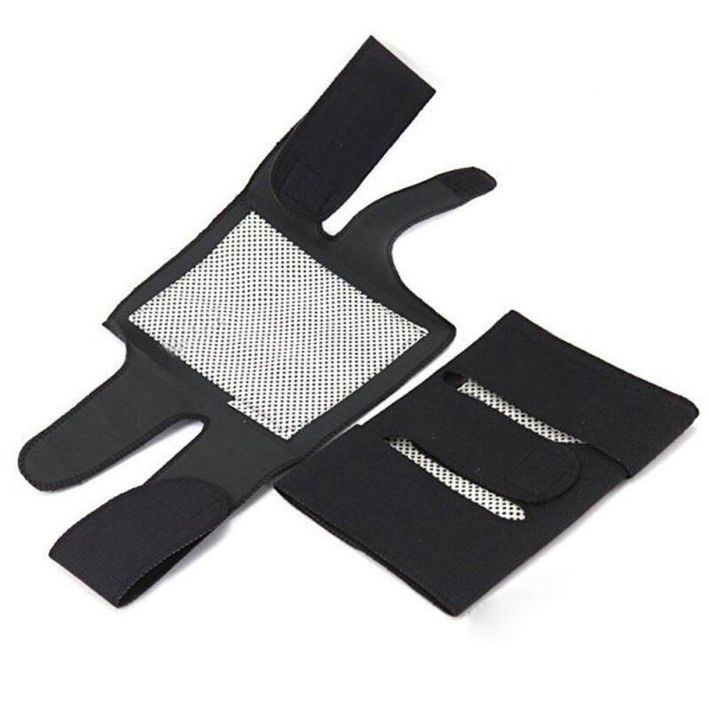 Buy Greenwon Magnetic Therapy Thermal Self-heating Knee Pad 2-piece Set Malaysia