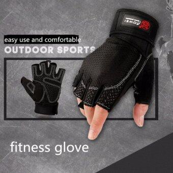 High Quality Women/Men Gym Gloves Body Building Training SportFitness Gloves Exercise Weight Lifting Gloves Men Gloves Women