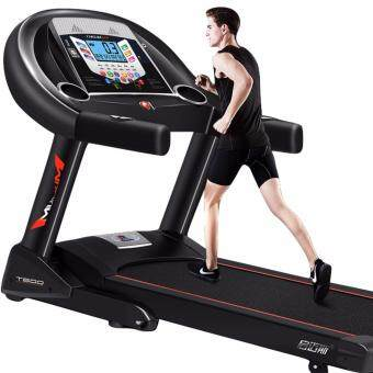 Harga 2 Years Warranty - 3.0HP Chislim T600 Electric Treadmill 45CM Super Wide Running Belt With Dual Layer  Damping System (Standard Single Function)