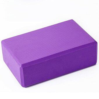 Harga 2-Pcs High Density Yoga Block EVA Yoga Block Sports fitness products Yoga auxiliary supplies