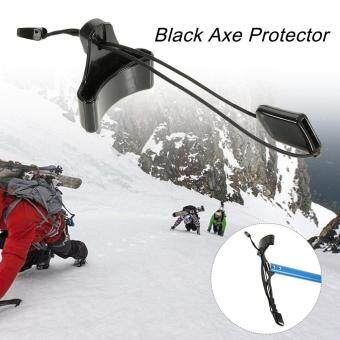 Harga Black Axe Protector Spike Pick Protector Ice Axe Head Cover Accessory