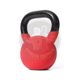 Harga Fitness Gym Workout Neoprene Kettlebell with 20KG (Color Random)