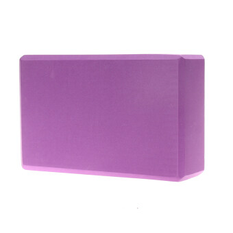 Harga High Density Yoga Block EVA Yoga Block Yoga Aids Purple
