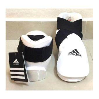 Harga Adidas Taekwondo Karate Silat ITF Gear Shoe Glove MMA Sport Foot Shoes WHITE M