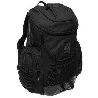 Harga Lonsdale Niagara Back Pack Travel Luggage Everyday Casual Bag Accessories Black