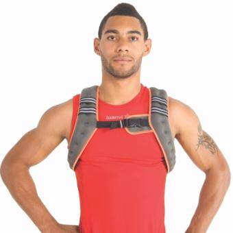 Harga FITME Neoprene Grey Weighted Vest 3kg