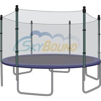 Harga 12 foot Trampoline Safety Net - Net Only