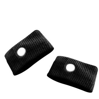 Harga 2pcs Anti Nausea Morning Sickness Motion Sickness Travel Sick Wrist Band Black