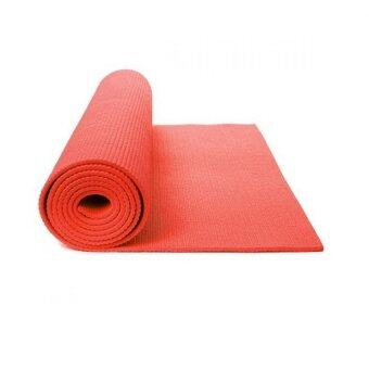 Harga Yoga Exercise Mat- Red