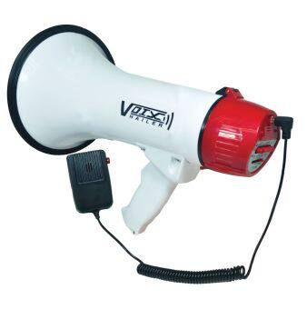 Harga Loud Hailer Bullhorn Megaphone With Siren and Recording 1900755