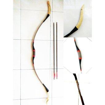 Harga HUNTING BOW Traditional Archery (Beginner)