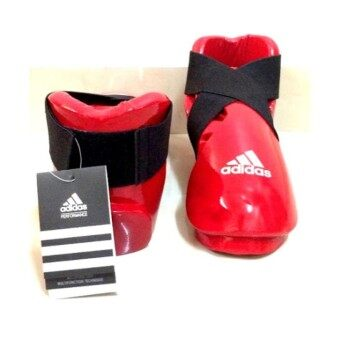 Harga Adidas Taekwondo Karate Silat ITF Gear Shoe Glove MMA Sport Foot Shoes RED S