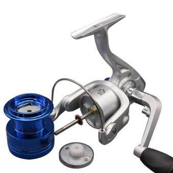 Harga GOOD CF1000-6000 Spinning Fishing Reel 10BB Fish Wheel Labor Saving Arm Rivers