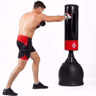 Harga PUNCHING BAG STAND high quality 170cm NEW