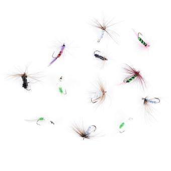 Harga 12pcs Fishing Lures Bait Life-like Worm-style Crankbait Tackle With Single Sharp Hook