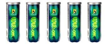 Harga Wilson Australian Open (Official) Tennis Ball - 5 Can