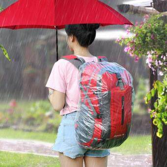 Harga Outdoor Disposable Bike Bag Cycling Backpack Mountain Rain Cover Raincover