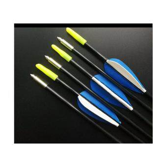 Harga Archery Fiberglass Arrow Training Traditional bow