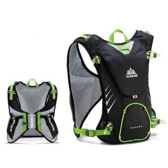 Harga Light Weight Hydration Pack for Hiking Running Cycling 8L Black