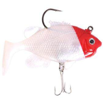 Harga 10Pcs 9cm Life-like Soft Fishing Minnow Leurre Bait