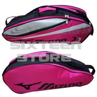 Harga Mizuno MZ-CP2005 Racket Bag Pink ( 2 Compartments)