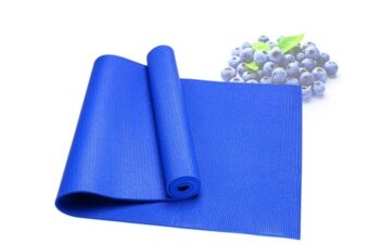 Harga 61*173 Portable exercise sleep rest mattress printing yoga mat blue