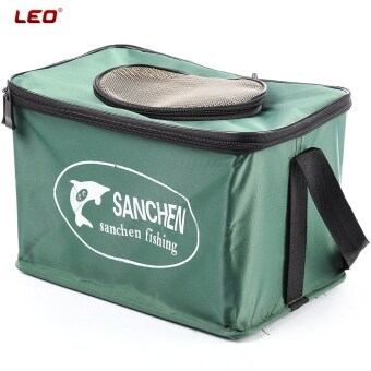 Harga LEO Canvas Water Box Bag Container Bucket