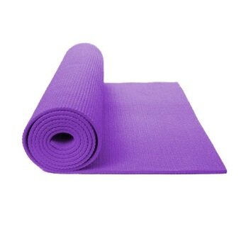 Harga Yoga Exercise Mat (Purple)