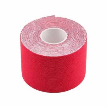 Harga JinGle 1 Roll 5m x 2.5cm Kinesiology Sports Muscles Care Elastic Physio Therapeutic Tape