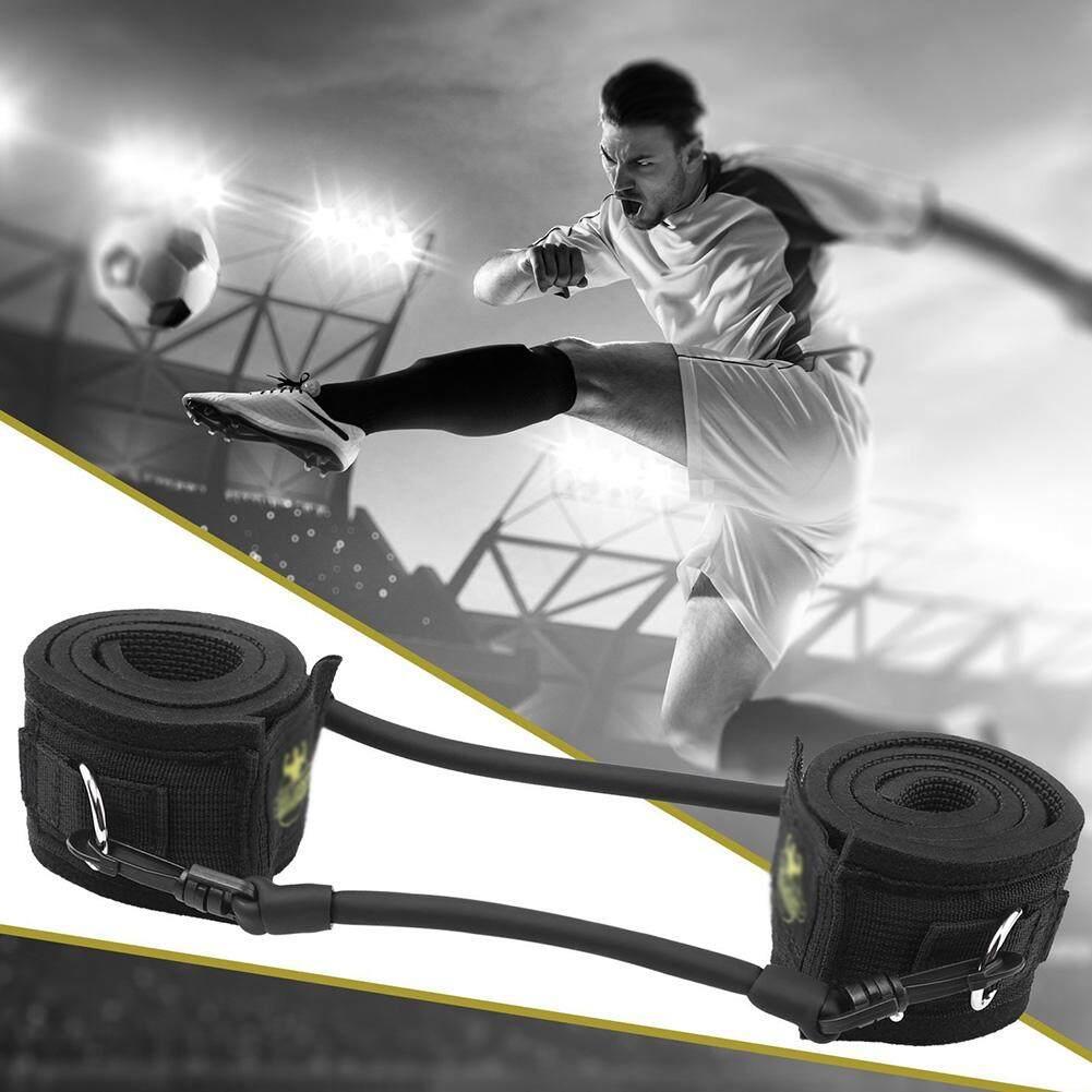 Coromose Kaki Ketahanan Bands Latihan Kecepatan Agility Latihan Kekuatan Pergelangan Kaki Straps untuk .