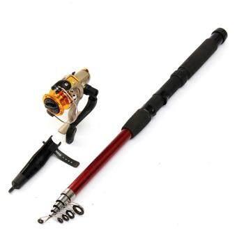 ... Spool Vessel Fish Reel Rod Sea Spinning Wheel Line Gear FB5000 (Gold). Source · M&C Fishing Rod and Reel ...