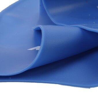 MESUCA(R) Solid Color Silicone Swimming Cap for Adult MS2111 - 5