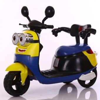 MINION ELECTRIC SCOOTER ( YELLOW)
