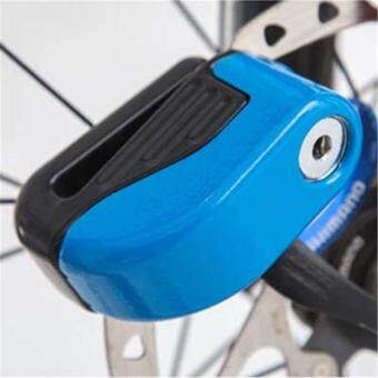 Motorcycle / Bike Disc Brake Alarm Lock Bicycle Fixed Anti Theft Security Lock Electric Bike Scooter