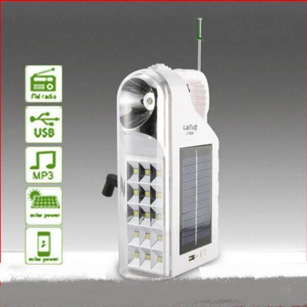 MultiFunctional LED Solar Lantern