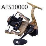 ราคา Nbs Spinning Fishing Reel Afs 12 1Bb Lure Reel ไกลปลาคาร์พ ม้วน Afs10000 Unbranded Generic เป็นต้นฉบับ